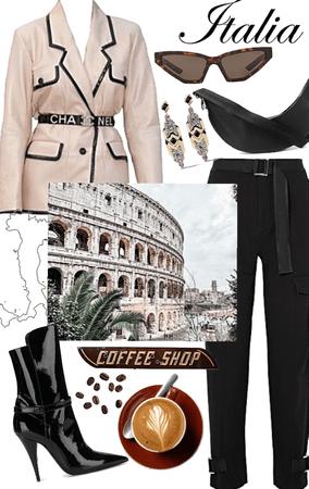 Italian vibe