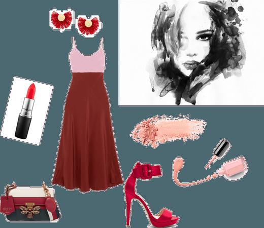 Coctail party dress
