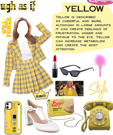 Yellow/Cher Horowitz edition