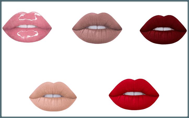 lips tick