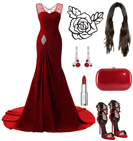 party gown