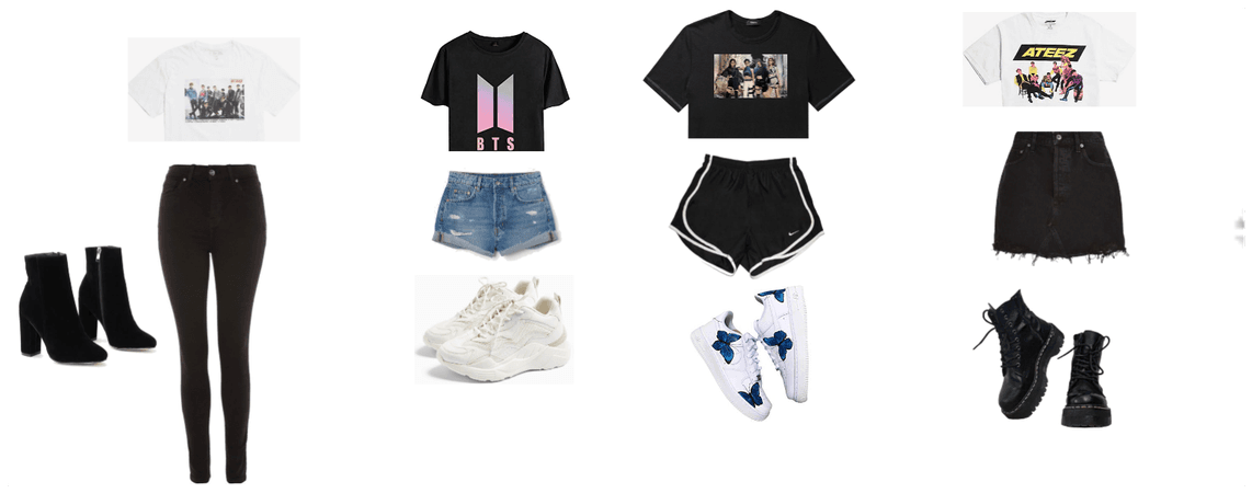 Idols outfit