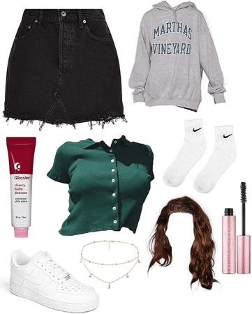 she's sporty but girly
