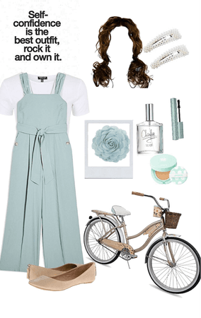 Random/ Minty green and blue
