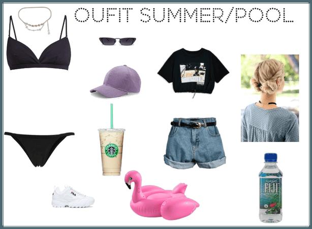 oufit summer/pool