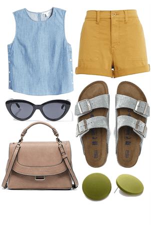 Summer Street Look