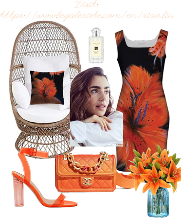 Tiger Lily collection