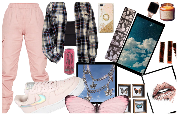 (#pink/blue aesthetic)