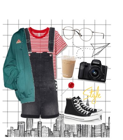 striped hipster