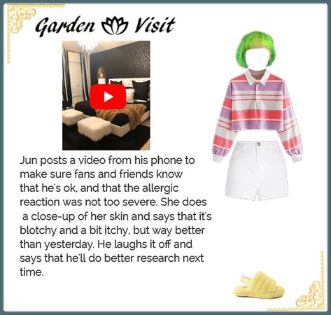 Garden Visit | Jun is Okay