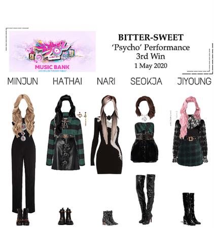 BITTER-SWEET [비터스윗] Music Bank 200501
