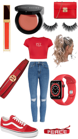 Color Trend: Red
