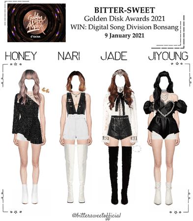 BITTER-SWEET [비터스윗] Golden Disk Awards 210109