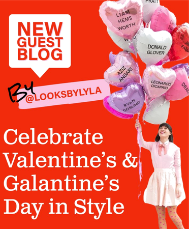 @looksbylyla Guest Blog - it's our first guest blog ever, and it features tips from @looksbylyla about ways to spend your Valentine's or Galantine's Day https://www.blog.shoplook.io/post/activities-to-do-this-valentine-s-galentine-s-day