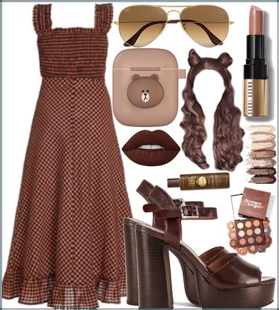 Summer brown 🤎🤎