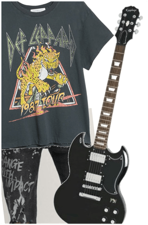 Def Leppard 80s 🎸