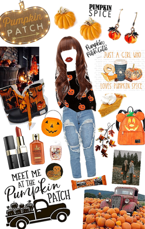 pumpkin 🎃 patch xox