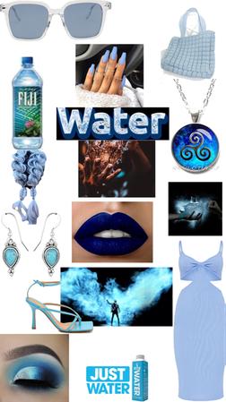 Aqua queen 👑