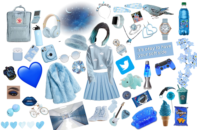 ONLY BLUE 💎💎