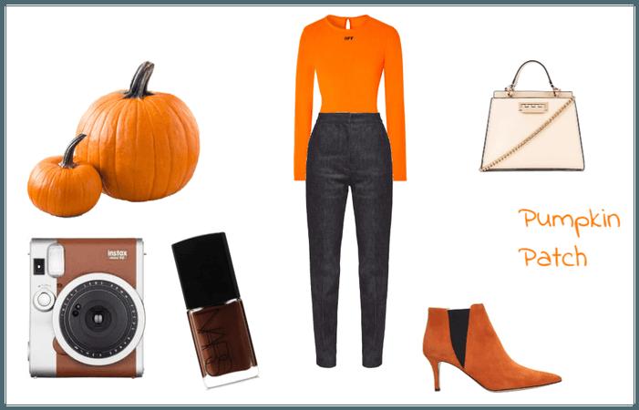 Pumpkin Patch Look