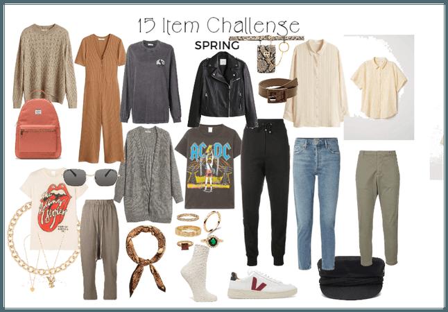 15 Spring Challenge