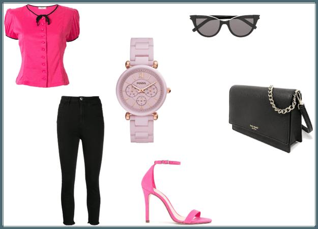 Boujee pink