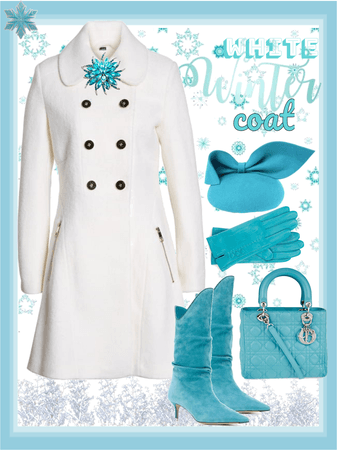White Winter Coat Challenge