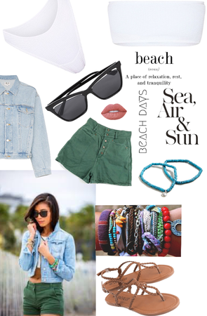 Beach Day! 🏖