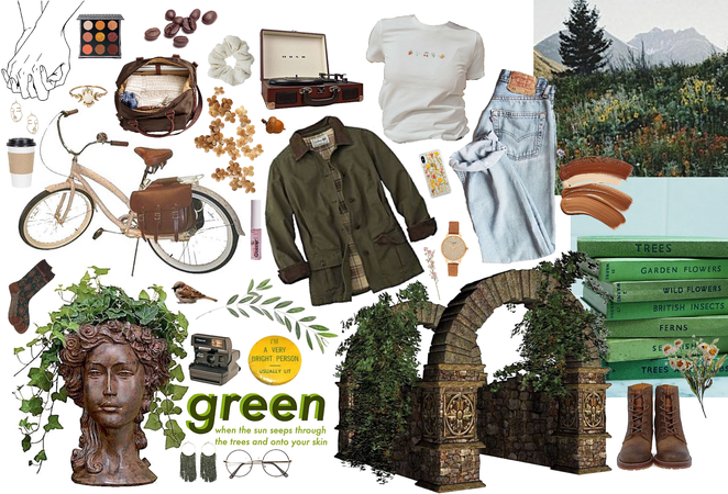 fall greens