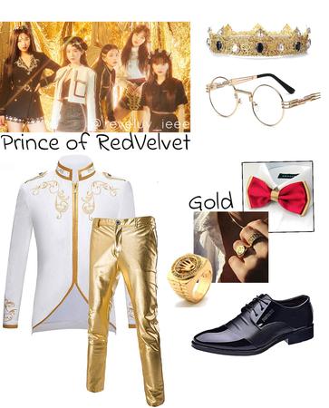 Prince of RedVelvet