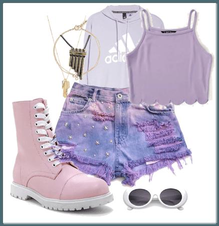 Crystalline Lavender