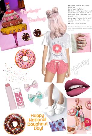 I doughnut 🍩 care lol 😂