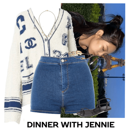 Dinner with Jennie