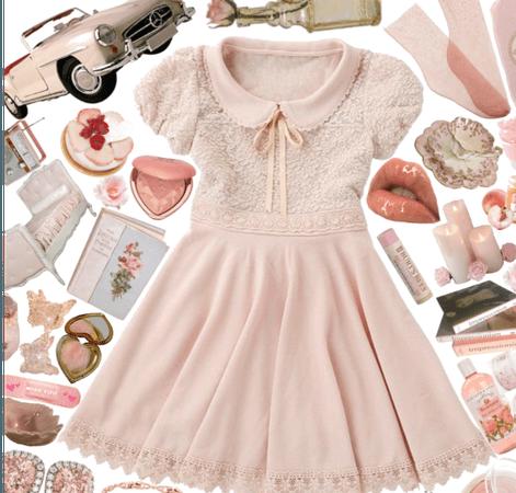 Vintage Pink lover