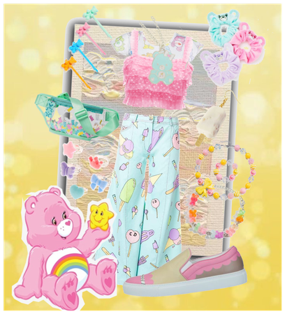 Wear Your Heart on Your Care Bear