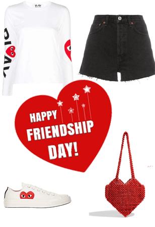 Happy friendship day !!!❤️