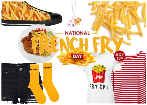 Fries for Dayys