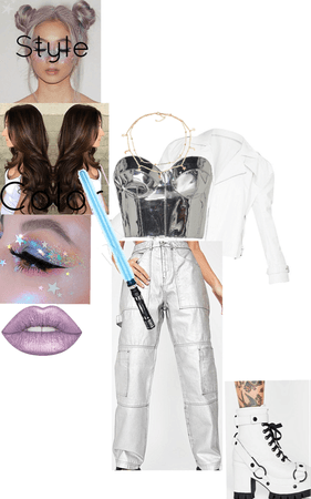 Star Wars: Space Child Vibe