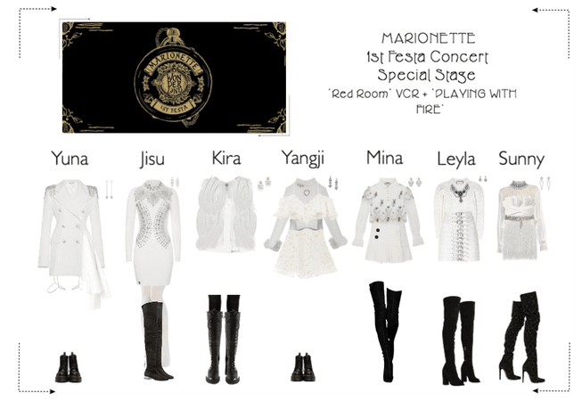 MARIONETTE (마리오네트) [Special Stage] 1ST FESTA