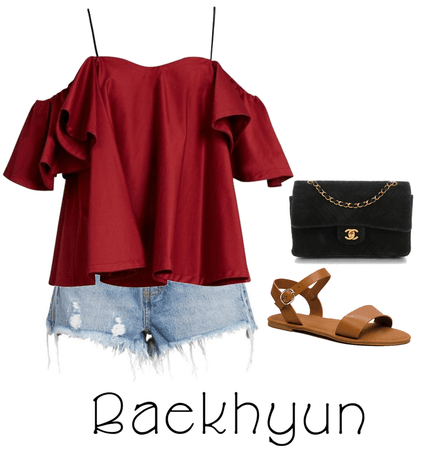 Summer date with Baekhyun | exo