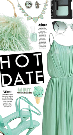 Get The Look: Hot Weather Date