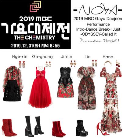 -NOVA- 2019 MBC Gayo Daejeon Performance