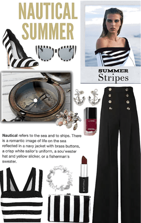 Gothic and nautical