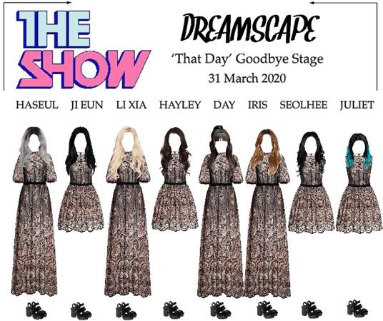 DREAMSCAPE [드림스게이프] The Show 200331