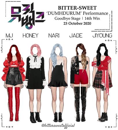 BITTER-SWEET [비터스윗] Music Bank 201023