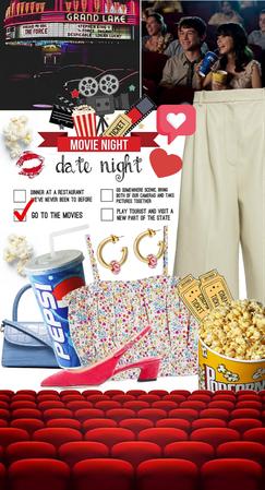 🍿 Movie Night ❤️