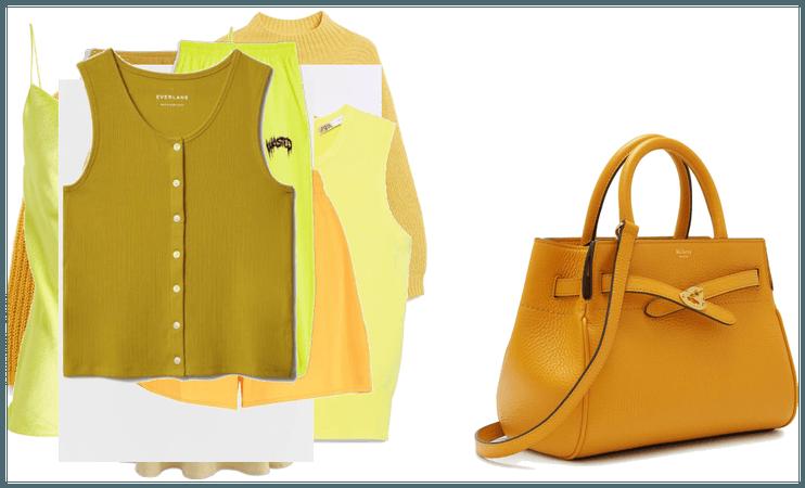 amarillo Violeta Outfit | ShopLook