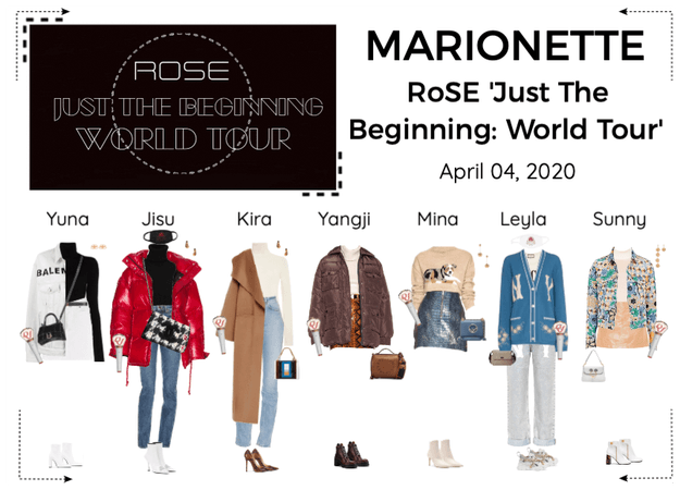 MARIONETTE (마리오네트)Attending RoSE World Tour Finale