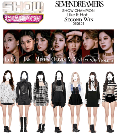 SHOW CHAMPION: Like It Hot Second Win