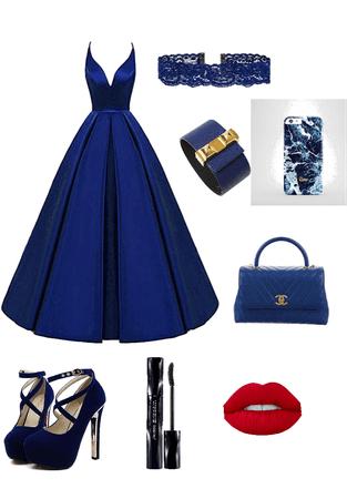 Blue Ivy Prom Girl'💙